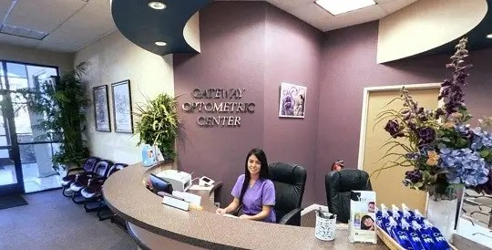 Optometry Receptionist Resume