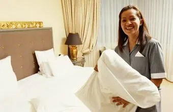 Cover Letter and Resume for Room Attendant | CLR