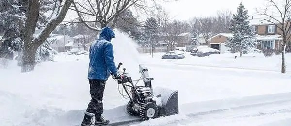 Snow Removal Cover Letter Sample Header