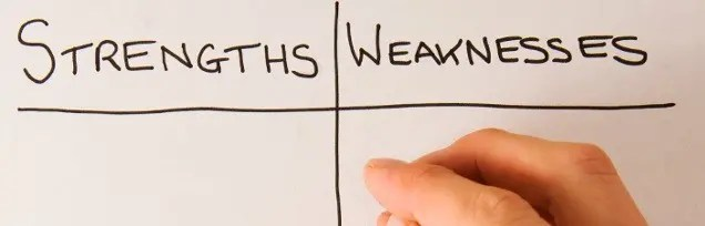 strengths and weaknesses of a teacher for interview