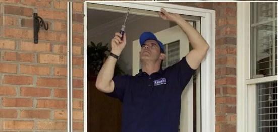 window and door installer resume sample