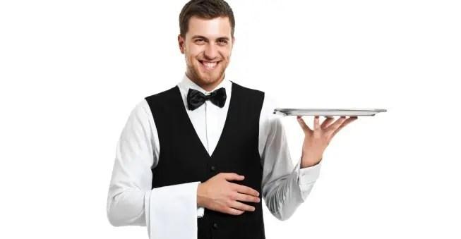 Waiter Resignation Letter Page Image