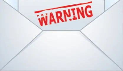 Warning Letter for Absence Without Notice | CLR