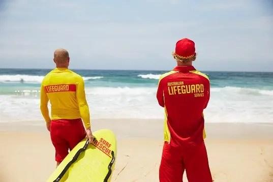 Lifeguard Resume Page Image