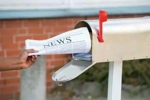 newspaper delivery driver job description