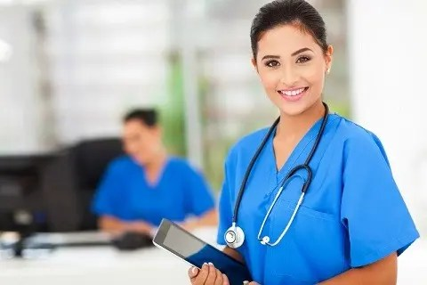 Registered Nurse Resume Banner Image