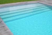 rideau piscine montage special