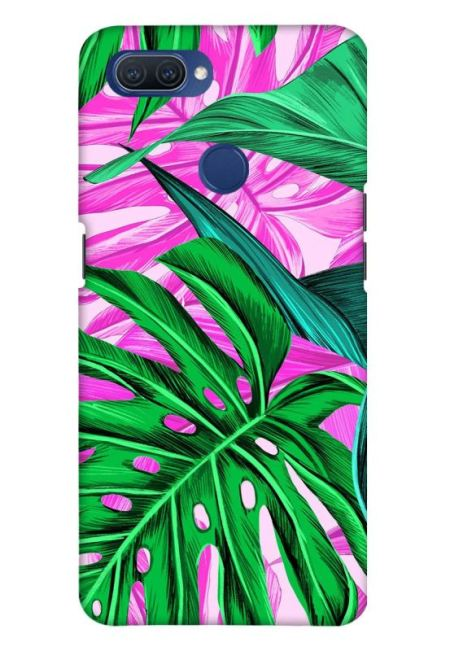Tropical Design Mobile Cover For Oppo A11K