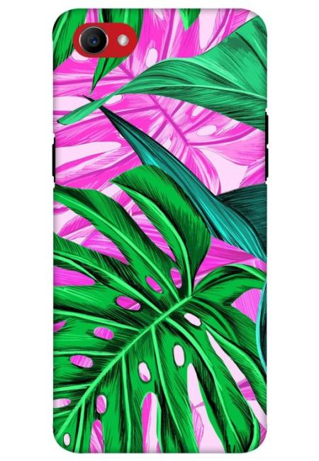 Tropical Design Mobile Cover For Oppo F7 Youth