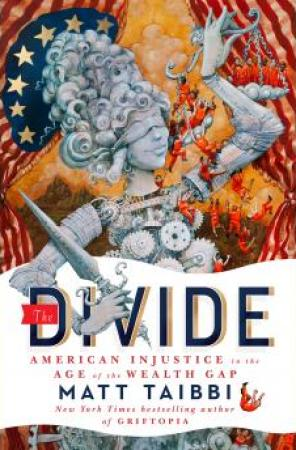 The Divide audio book by Matt Taibbi