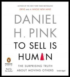 To Sell Is Human audio book by Daniel H. Pink