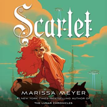 Image result for scarlet audiobook mayer