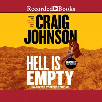 Image result for hell is empty craig johnson