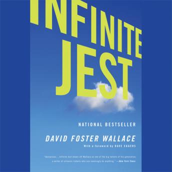 Infinite Jest audio book by David Foster Wallace