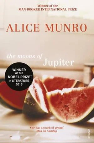 Image result for the moons of jupiter, alice munro