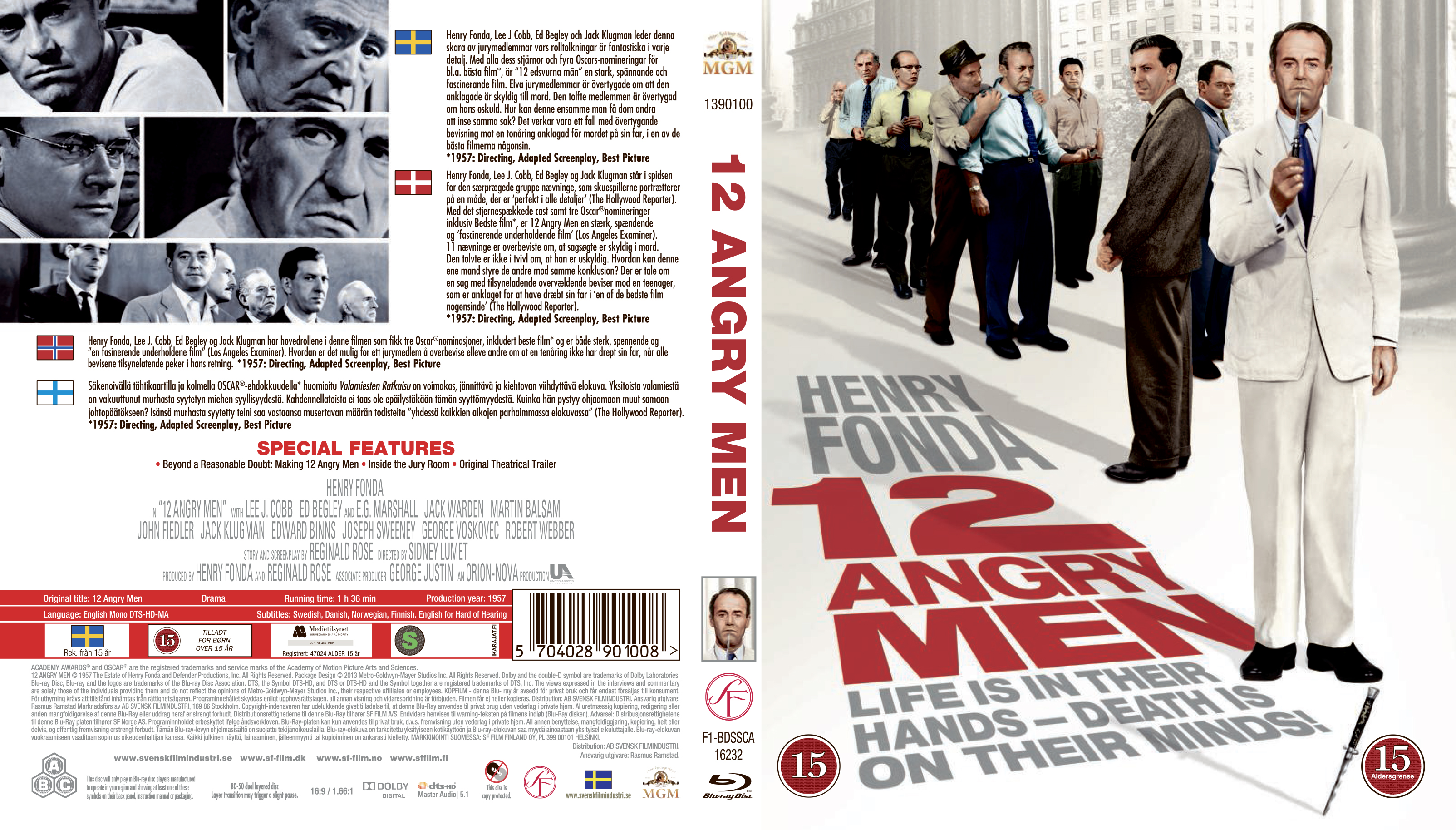 Coversx 12 Angry Men Nordic
