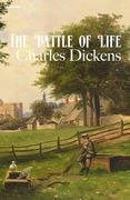 Image result for the battle of life charles dickens book cover