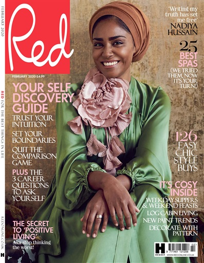 Red Magazine Feb 2020 Subscriptions Pocketmags