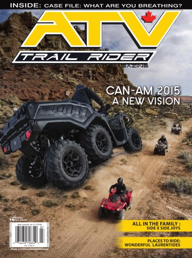 Trail Ride Magazine