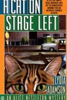 A Cat on Stage Left (Alice Nestleton Mystery)