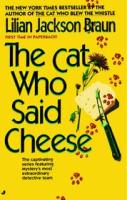 The Cat Who Said Cheese (Cat Who...)