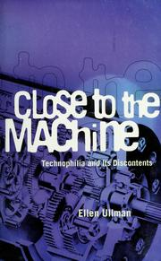 Close to the machine