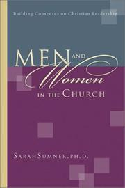 Men and Women in the Church
