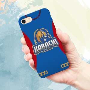 Karachi Kings Mobile Cover - Design #3