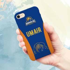 Karachi Kings Mobile Cover - Design #2