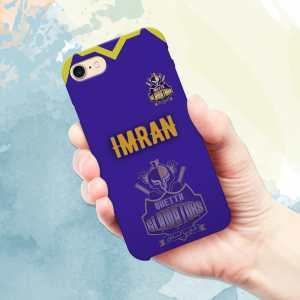 Quetta Gladiators Mobile Cover - Design #2