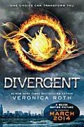 Divergent (Divergent Trilogy #1) Cover