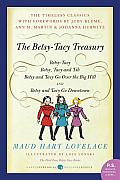 The Betsy-Tacy Treasury: The First Four Betsy-Tacy Books (P.S.) Cover