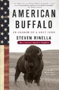 American Buffalo: In Search of a Lost Icon Cover