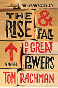 The Rise and Fall of Great Powers Cover