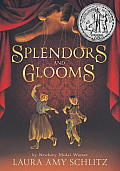 Splendors and Glooms Cover