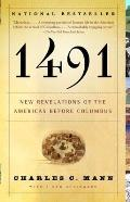 1491: New Revelations of the Americas Before Columbus Cover