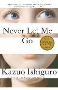 Never Let Me Go: A Novel Cover