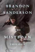 Mistborn Trilogy Cover Brandon Sanderson ebook Design book cover, vin, fog, mist, mistborn: the final empire, e-book