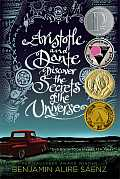 Aristotle & Dante Discover the Secrets of the Universe cover