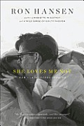 She Loves Me Not: New and Selected Stories Cover