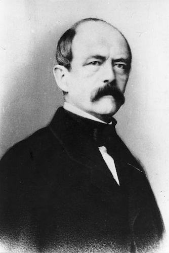 Otto von Bismarck (ca. 1862)