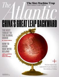 China's Threat to the U.S. - The Atlantic