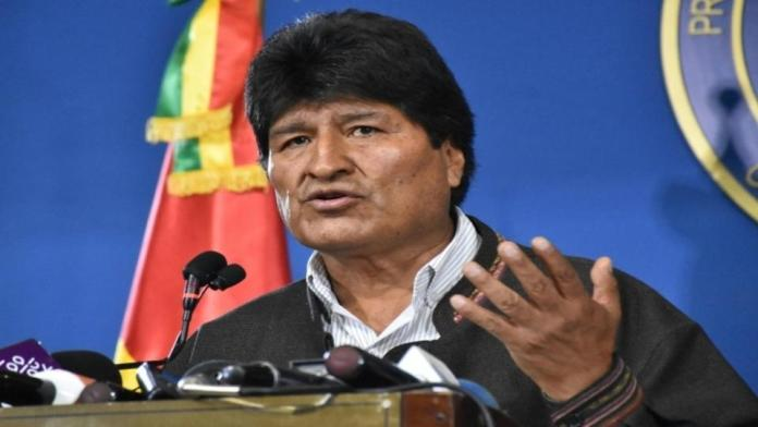 Evo Morales resigns after Bolivian army backs right-wing coup : Peoples Dispatch
