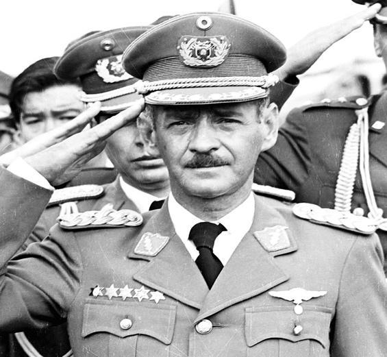 Hugo Banzer | Historica Wiki | Fandom