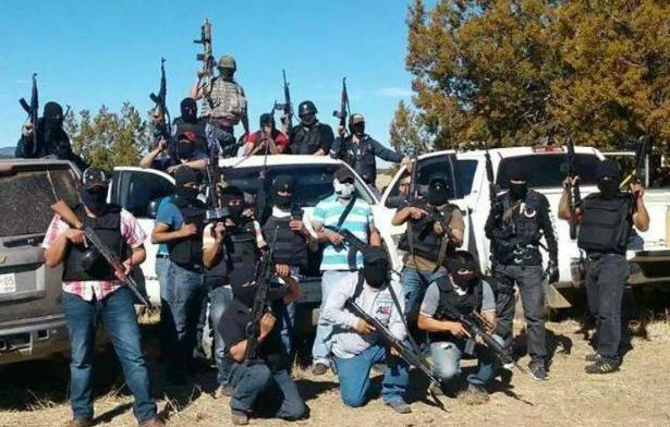 Los Zetas/Bio & Battles | Deadliest Fiction Wiki | Fandom