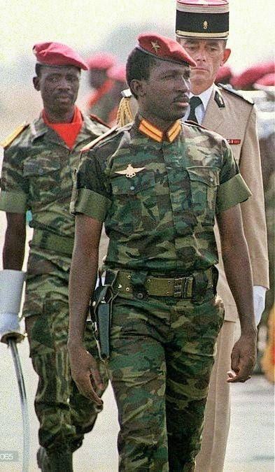 The Lives and Afterlives of Thomas Sankara - Pluto Press