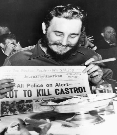 The Strange History of the Many Failed Assassination Attempts on Fidel Castro - InsideHook