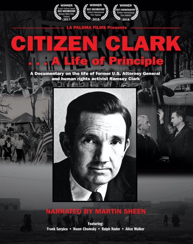 Watch Citizen Clark: A Life of Principle | Prime Video