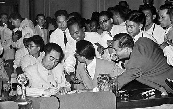 Zhou Enlai: Peacemaker at Bandung
