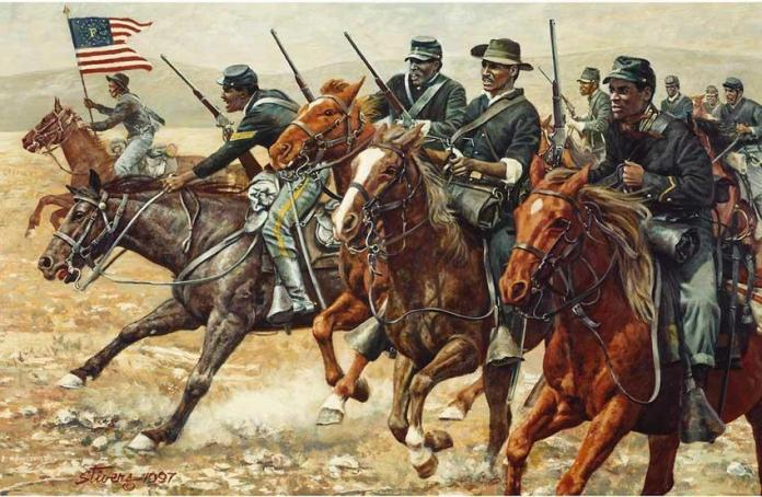 Buffalo Soldiers: A Legacy of Honor and Value - UCF Libraries